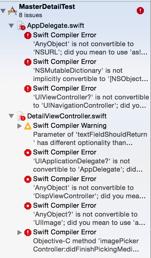 XCODE6.3コンパイルエラー3